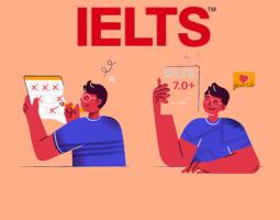 IELTS test online preparations